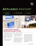 Appliance Advisor, 2014, Issue 1