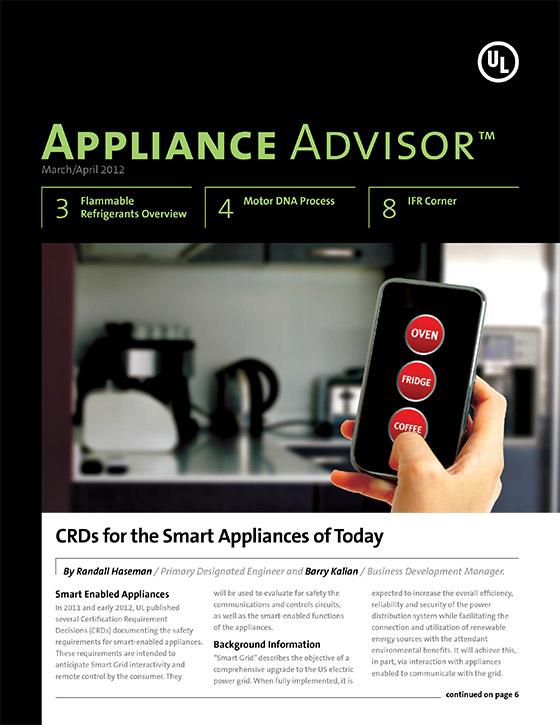Appliance Advisor, 2012, Issue 2