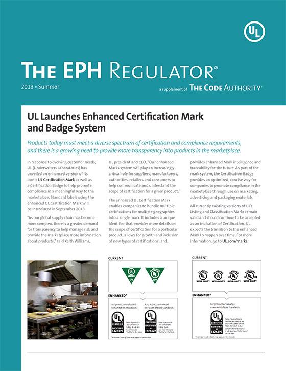 The EPH Regulator, 2013, Issue 2