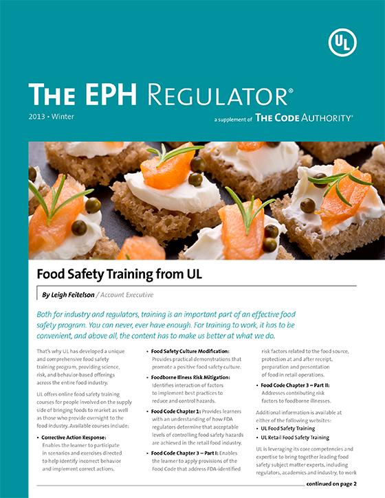 The EPH Regulator, 2013, Issue 4