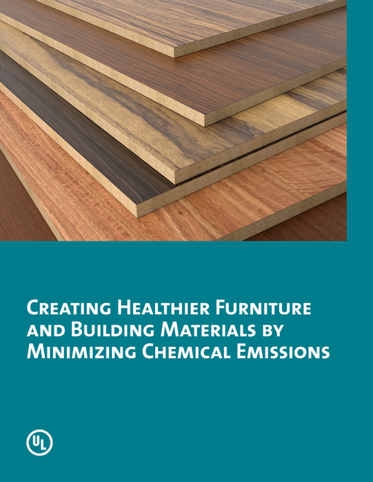 Creating Healthier Furniture and Building Materials By Minimizing Chemical Emissions