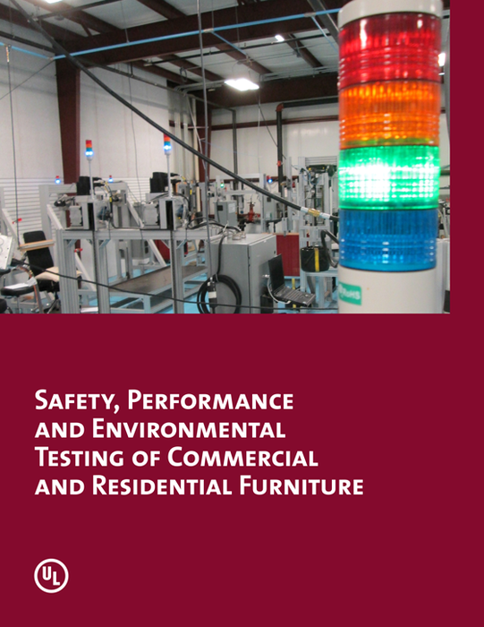 Safety, Performance And Environmental Testing Of Commercial And Residential Furniture