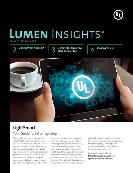 Lumen Insights, 2012, Issue 1