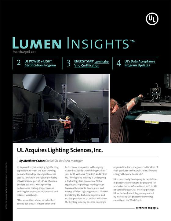 Lumen Insights, 2011, Issue 2