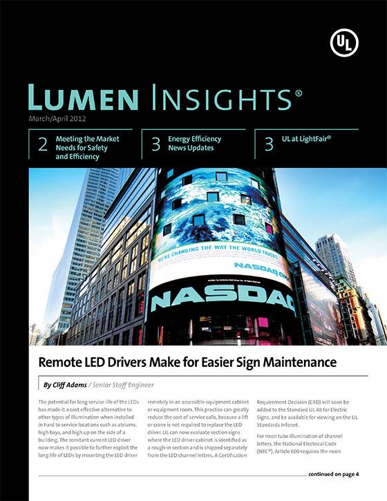 Lumen Insights, 2012, Issue 3