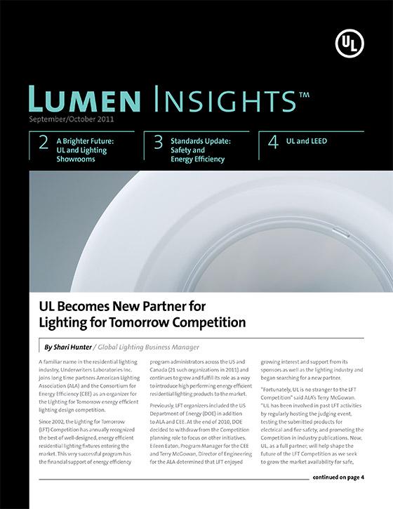 Lumen Insights, 2011, Issue 5