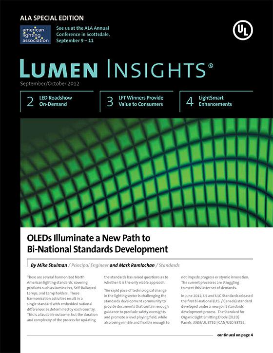 Lumen Insights, 2012, Issue 5