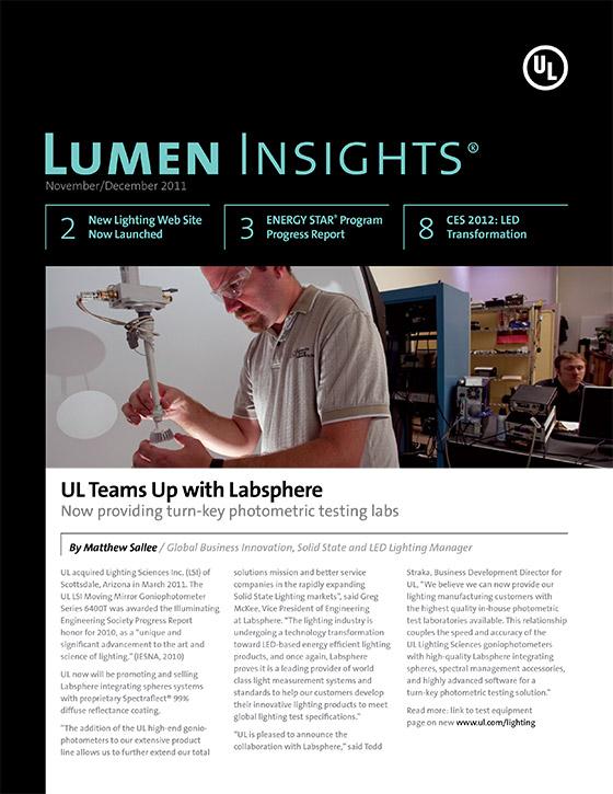 Lumen Insights, 2011, Issue 6