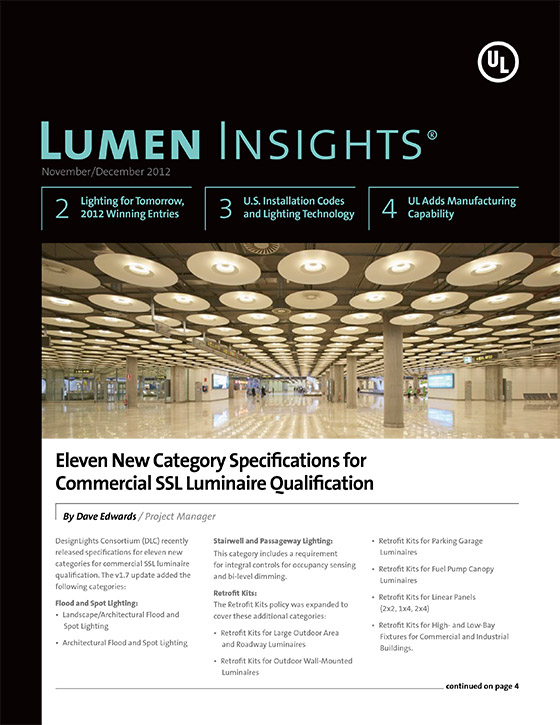 Lumen Insights, 2012, Issue 6