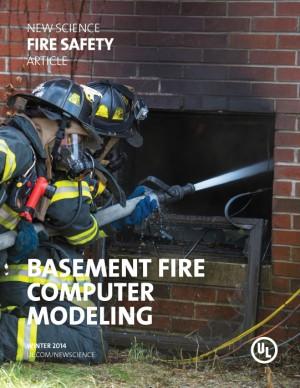 Basement Fire Computer Modeling