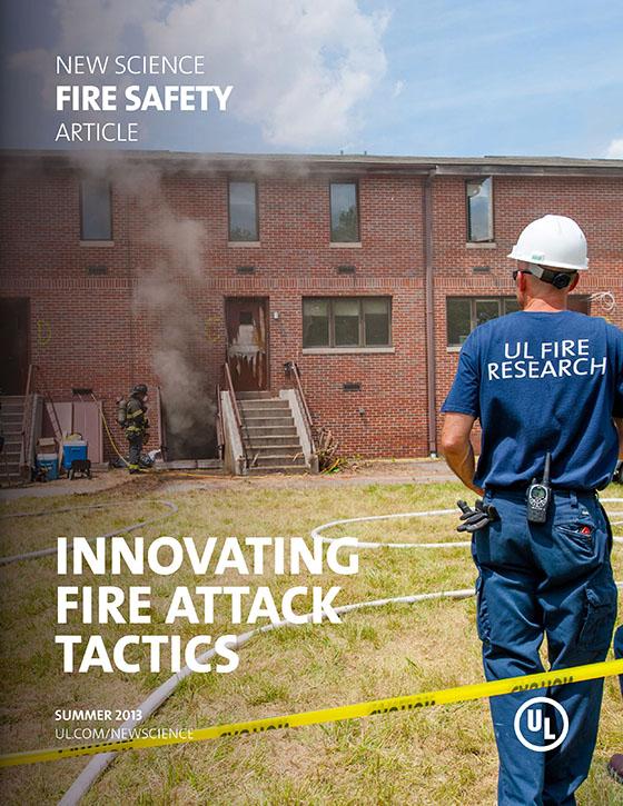 Innovating Fire Attack Tactics