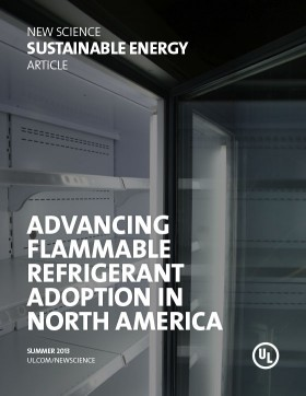 Advancing Flammable Refrigerant Adoption in North America