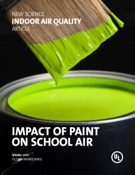 Impact of Paint on School Air