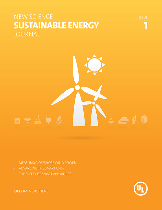 Sustainable Energy Journal, Issue 1