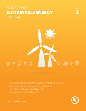 Sustainable Energy Journal, Issue 3