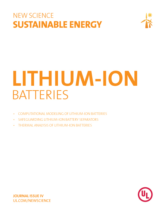Sustainable Energy Journal, Issue 4