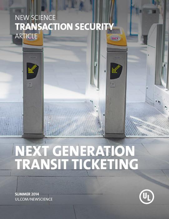 Next Generation Transit Ticketing