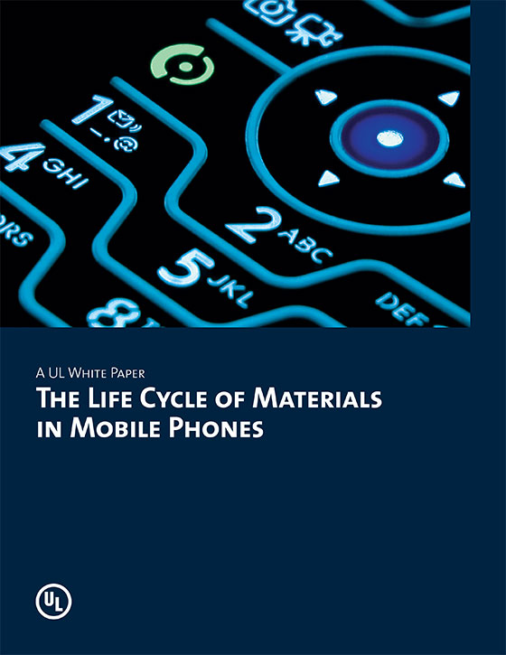 The Life Cycle of Materials in Mobile Phones