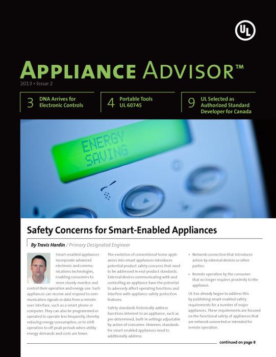 Appliance Advisor, 2013, Issue 2