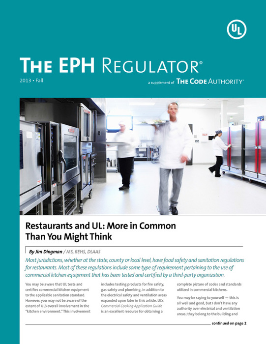 The EPH Regulator, 2013, Issue 3