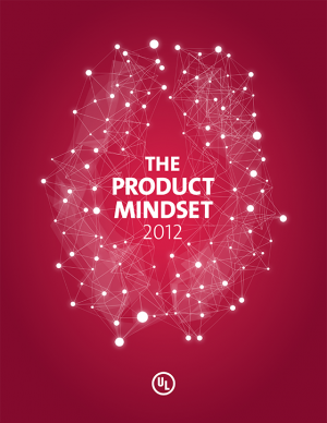The Product Mindset 2012