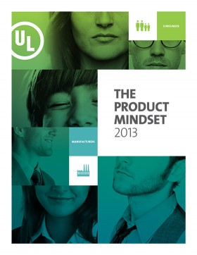 The Product Mindset 2013