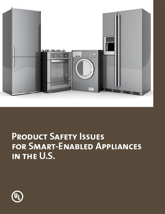 Product Safety Issues for Smart-Enabled Appliances in the U.S.