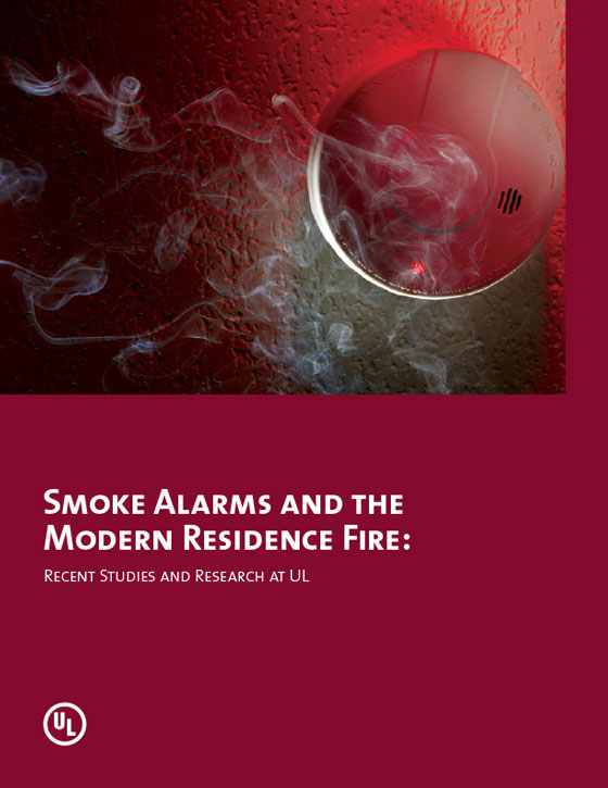 Smoke Alarms and the Modern Residence Fire