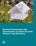 Driving Performance and Transparency in Green Building Products