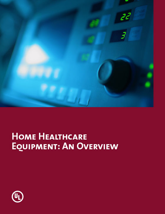 Home Healthcare Equipment: An Overview