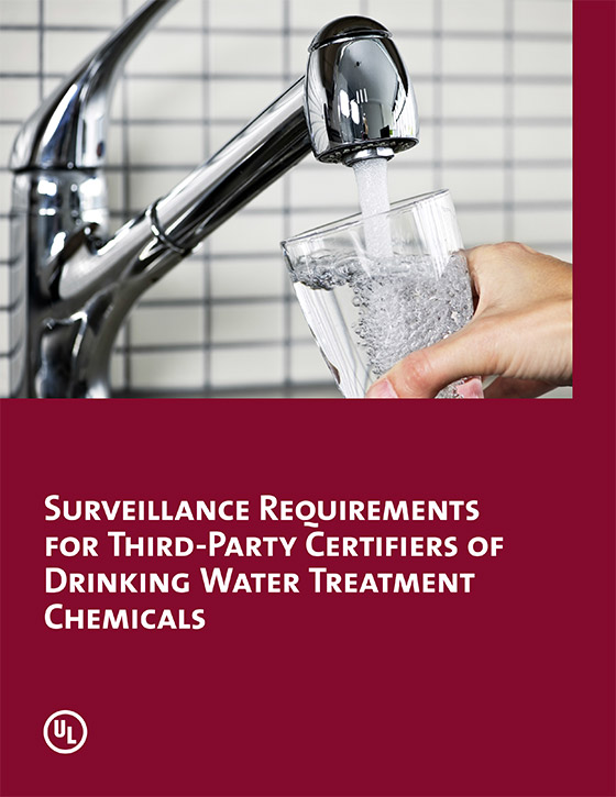 Surveillance Requirements for Third-Party Certifiers of Drinking Water Treatment Chemicals