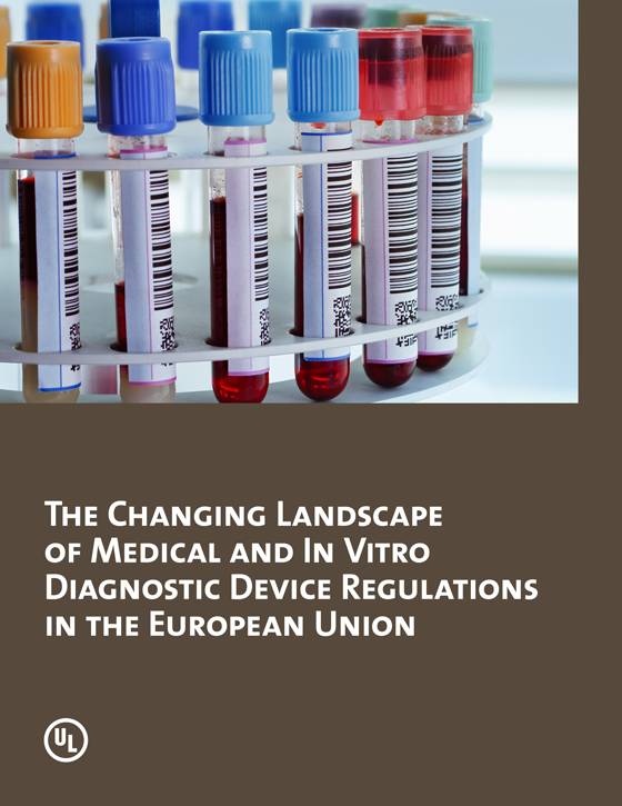 The Changing Landscape of Medical and In Vitro Diagnostic Device Regulations in the European Union