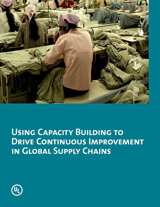 Using Capacity Building to Drive Continuous Improvement in Global Supply Chains