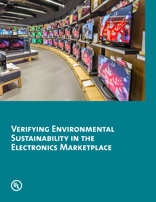 Verifying Environmental Sustainability in the Electronics Marketplace