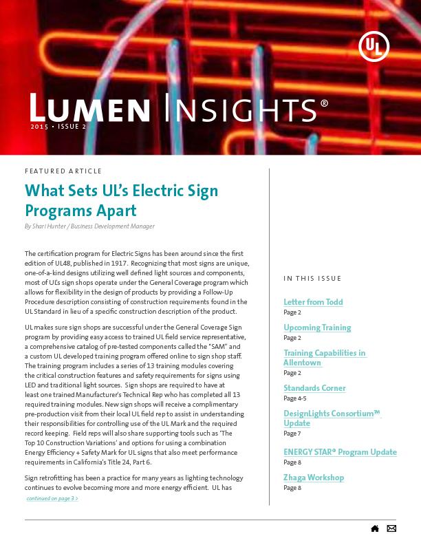 Lumen Insights, 2015, Issue 2