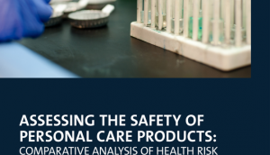 Assessing the Safety of Personal Care Products