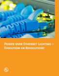 Power over Ethernet Lighting