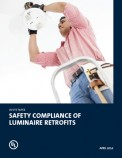 Safety Compliance of Luminaire Retrofits