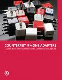 Counterfeit iPhone Adapters