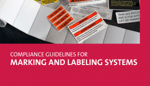 Compliance Guidelines for Marking and Labeling Systems.