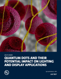 Quantum Dots and Their Potential Impact on Lighting and Display Applications