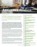 Appliance Advisor, 2018, Issue 1